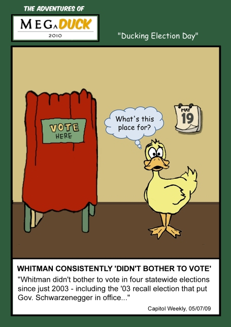 cartoon-megaduck7-megaduck on election day copy
